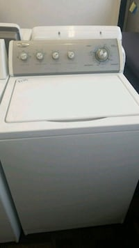 white top-load clothes washer Clinton Township, 48035