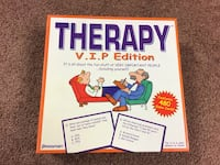 Therapy: VIP Edition board game Jessup, 20794