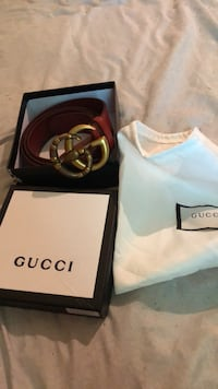 Gucci belt (real) Baltimore, 21236