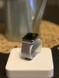 Apple Watch 42mm acciaio prima serie Baggio, 20152