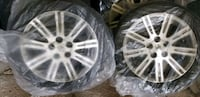 over a week ago  4 alloy wheels and tires plus lug Hyattsville, 20781