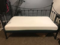 I have 2 identical twin bed frames and Zeopedic Memory Foam matress Canfield, 44406