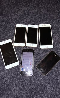 iPhones for parts