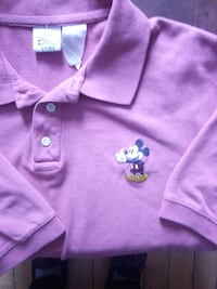 XL mickey mouse polo shirt Ottawa, K1S 2P3