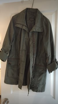 Green Spring Jacket Size Medium