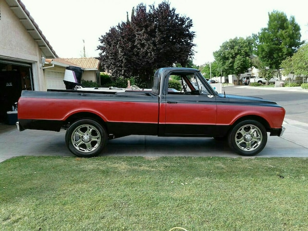 67 Chevy C20 Long Bed