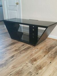rectangular black wooden coffee table Virginia Beach, 23456