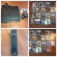 PS3 and 25 games.  Mount Airy, 21771