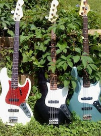 Jazz Bass Maryland COLUMBIA