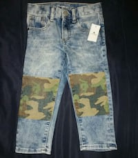 Baby Gap Boys Slim Fit Jeans Size 2 Brand New Upper Marlboro, 20772