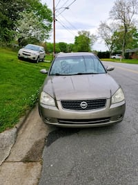 2005 Nissan Altima 2.5 S with SL Package Greensboro
