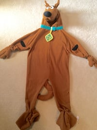 New! Scooby Doo Child Costume-Size Small Edmonton, T6X 1C5