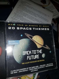 20 space themes cd Oslo, 0986