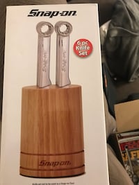 Snap-on knife set Fall River, 02720