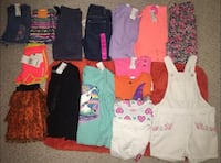 BRAND NEW LOT OF CLOTHING 4T