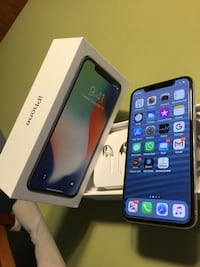 iPhone X 64GB color plata Majadahonda, 28221