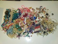 Vintage costume jewelry lot Watertown, 53094