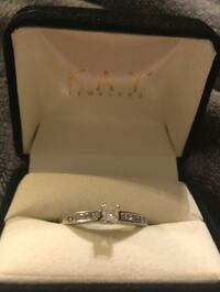 1/4 K Engagement ring from Kay Jewelers, size 10 Middletown, 45044