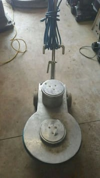 High speed floor buffer Bristow