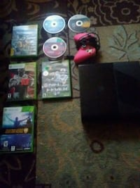 assorted Xbox 360 games and console wit cords Hopewell, 23860