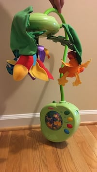 Fisher Price rainforest mobile Woodbridge, 22192