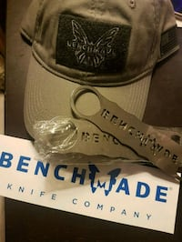Benchmade Tactical Hat & Bottle Openers
