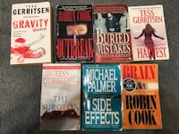 Books $2 for each or $10 for all Oshawa, L1G 2C9
