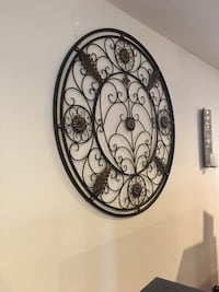 Decorative round wall Art Orlando, 32824