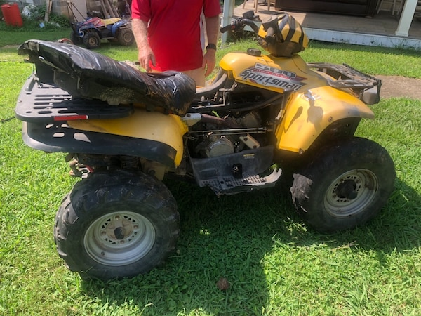 Polaris Sportsman 400 & 500's atv $1500 obo