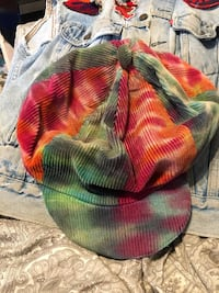 Original 1966 hippie jacket and psychedelic hat Hazel Park, 48030