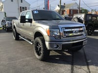 2013 Ford F-150 4WD SuperCrew 145  XLT Hanover