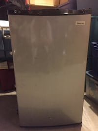 white single-door refrigerator Novi, 48167