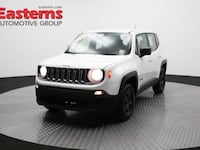 2017 Jeep Renegade Sport Sterling, 20166