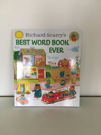 Best word book ever kids book new