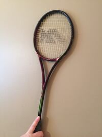 2 black squash handled tennis racket Surrey, V3S 0W3