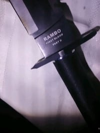 Rambo First Blood II Movie collectable