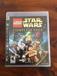 lego star wars the complete saga ps3 game case Westchester, 60154