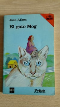El Gat Mog de Joan Aiken book Madrid, 28039