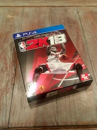 "PlayStation 4 (PS4) - NBA 2K18 ""Legend Edition"" (Open Box) All DLC/Codes (never used!) San Antonio, 78216"