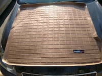 Mercedes ML Cargo liner Trunk Rubber Mat