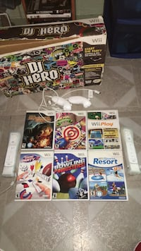 nintendo wii games and controllers New York, 11102