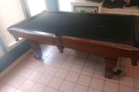 Pool table only