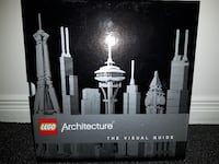 Lego Architecture puzzle b ox Boisbriand, J7G 3G1