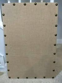 Burlap Cork Board Arlington, 22204
