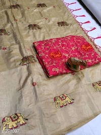 pink and white floral textile Mumbai, 400065