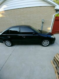 black 5-door hatchback Chatham-Kent, N7M 2C7