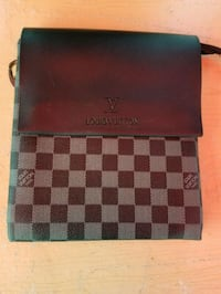 Damier Ebene Louis Vuitton leather wallet Laval, H7R 1L7