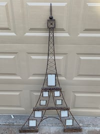 Eiffel Tower Photo Frame for the wall Henderson, 89012