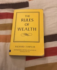 The Rules of Wealth Vancouver, V6E 1M5