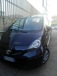 Black car Toyota Catania, 95122